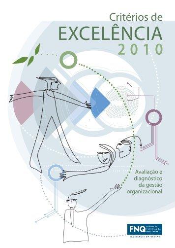 Critérios de Excelência 2010 - Movimento Brasil Competitivo