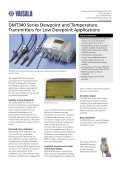 DMT340 Dewpoint Transmitter - Page 2