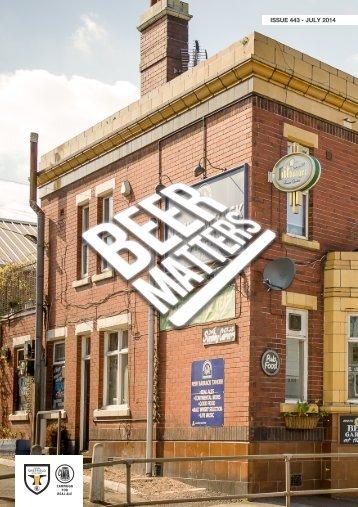 Beer Matters 443