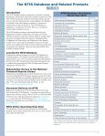 DATABASE GUIDE - National Technical Information Service - Page 3