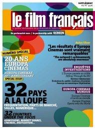 Supplément du Film français - Europa Cinemas