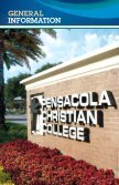 PCC Catalog 2013-2014 - Pensacola Christian College - Page 6