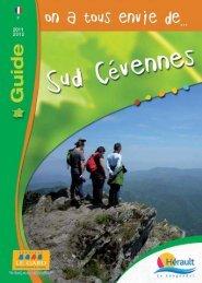 Guide Sud Cévennes 2011-12 - Causses Aigoual Cévennes