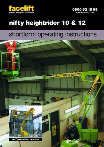 15533 Nifty HR12 - Facelift