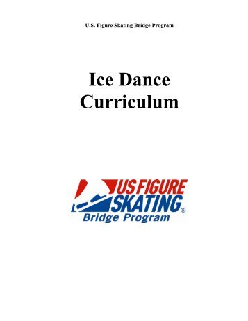 Ice Dance Curriculum - US Figure Skating