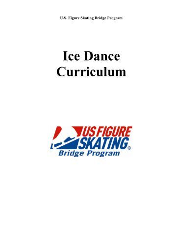 Ice Dance Curriculum - US Figure Skating