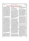 WdA Januar/Februar 2005 - Welt der Arbeit - Page 3