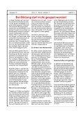 WdA Januar/Februar 2005 - Welt der Arbeit - Page 5