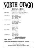 June 2013 - Lions Clubs New Zealand - Page 2