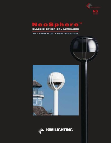 NeoSphere™ - Kim Lighting