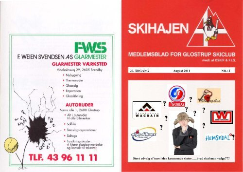 SKIHAJ aug. 11.pdf - Glostrup Skiclub