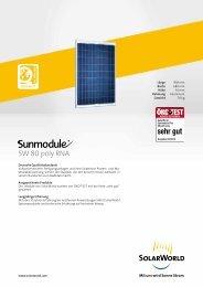 SW 80 poly RNA - FF Solar