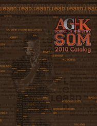 Download - AGK Ministry Network