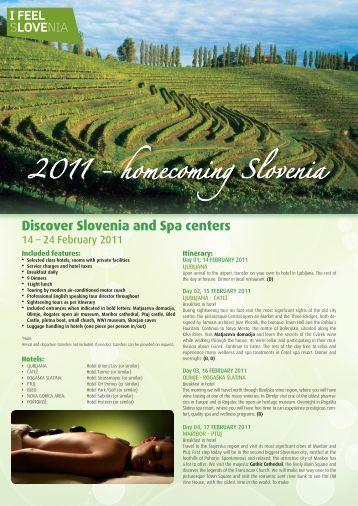 2011 - homecoming Slovenia - Kompas