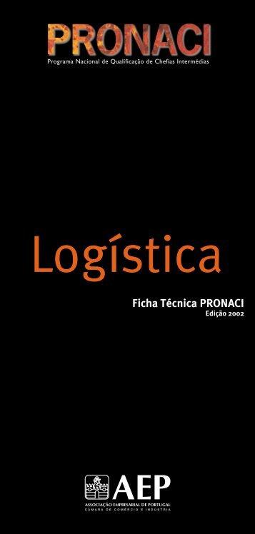 Logística - Programa de Formação PME - AEP