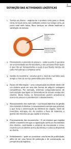 Logística - Programa de Formação PME - AEP - Page 7