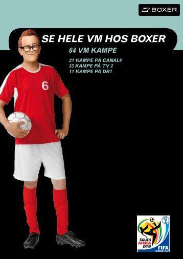 vi viser alle kampene - Boxer