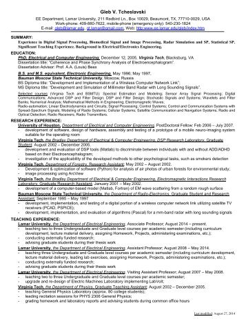 Gleb V. Tcheslavski.pdf - Lamar University Electrical Engineering