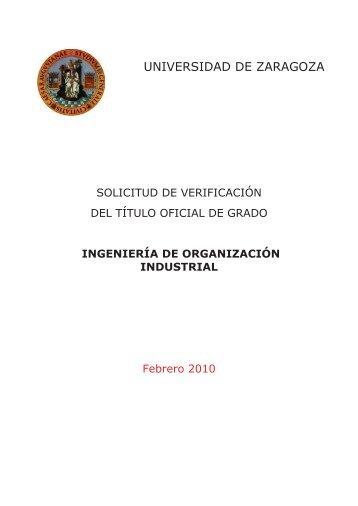 UNIVERSIDAD DE ZARAGOZA - Cortes de Aragón