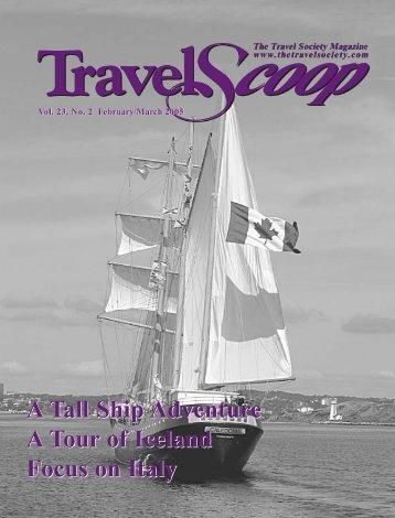 Vol. 23 No. 2- February-March 2005 - The Travel Society