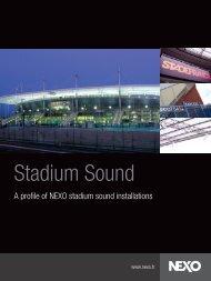 Stadium Sound - Nexo