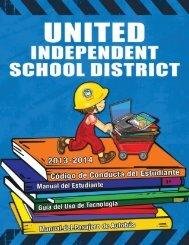 Calendario académico 2013 - 2014 - United Independent School ...