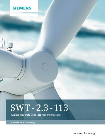 SWT - 2.3 - 113 - siemens