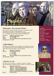 Masken - dox maskentheater