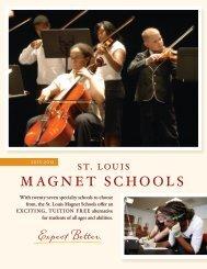 Expect Better. - St. Louis Public Schools