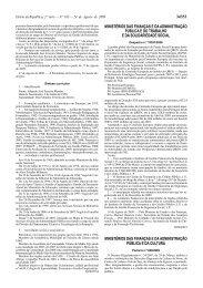 PORTARIA n.º 829/2009, de 24 de Agosto - Direcção Regional de ...