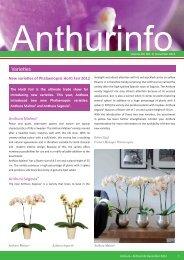 Number 3, 2012 - Anthura