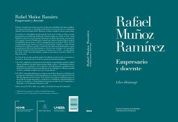 Rafael Muñoz Ramírez. Empresario y Docente - Aeca