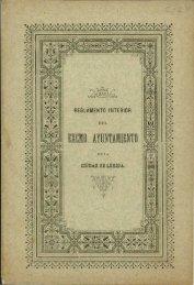 ERB AYUNTAIENTO - Sol-Torres