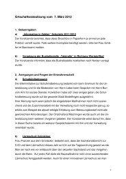 ORM, Protokoll vom 7.3.12 neu - bei der Stadt Sindelfingen