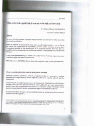 Mica reforma in justitie si marea reforma a divortului.pdf - Institutul ...