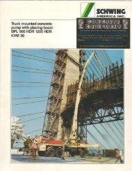 SCHWITG - Concrete Equipment Inc