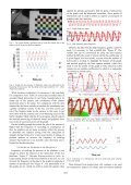 Using Optical Tracking Technology to Estimate Cyclical Linear Motion - Page 3