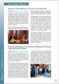 nº14. Asepeyo y UPTA establecen un convenio de colaboración - Page 6