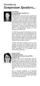 2011 brochure & program - SaskPork - Page 7