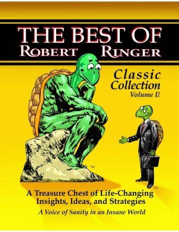 Best of Robert Ringer Volume 2 - Restoring the American Dream