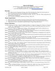 Download PDF of C.V. - Institute for Ocean Conservation Science