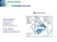 Goethe-Universität Campus Riedberg Riedbergplatz 1 Im SOLITÄR ...