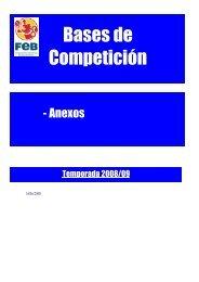 página 3 - Federación Española de Baloncesto