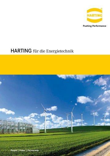 HARTING für die Energietechnik
