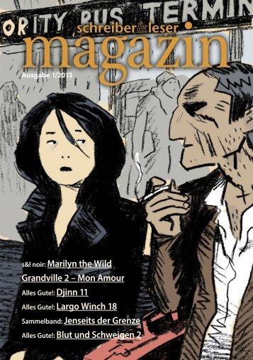 s&l noir: Marilyn the Wild Grandville 2 – Mon Amour ... - Comicsgalerie