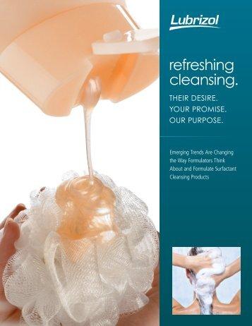 refreshing cleansing. - Plusto.com