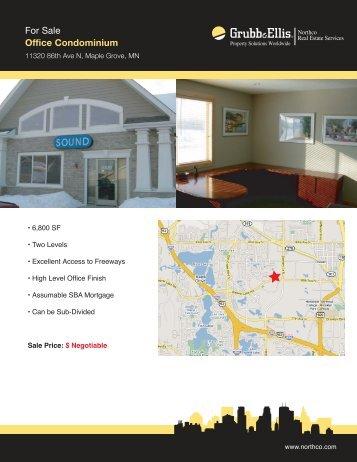 For Sale Office Condominium - REDI-net.com