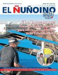 05. 2010 - Municipalidad de Ñuñoa