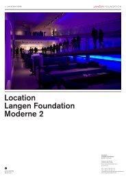 Download Location Guide Moderne 2 - Langen Foundation