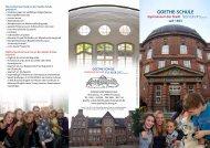 Goethe-Schule Flensburg